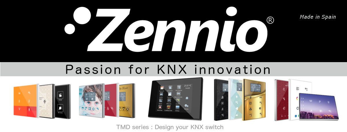 Zennio, passion for KNX innovation
